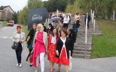 Mednarodno srečanje poslovnih žensk Slovenije in Madžarske