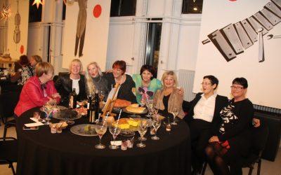 Prednovoletno srečanje Društva FAM v Vivo Cateringu